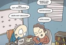 Karikatür / Komik