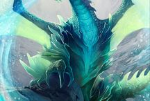 Shyvana ice dragon