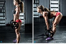 Leg workouts / Perfect training ideas for leg day