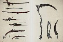 Bloodborne art