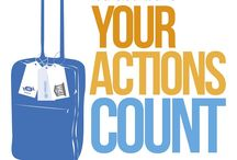 'Your Actions Count - Be a Responsible Traveller' / If you're one of the more than 1 billion tourists who are travelling the globe every year then YOU have the power to make a difference.   Be a responsible traveller and make your actions count: join the global fight against the various forms of trafficking and visit http://bearesponsibletraveller.org/ and http://www.unodc.org/unodc/en/frontpage/2014/March/unwto-unodc-and-unesco-launch-anti-trafficking-campaign-your-actions-count-be-a-responsible-traveller.html?ref=fs1 to find out more. / by UNODC