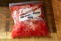 Recipes - Canning/Freezing/Dehydrating / by Jenny Schulz