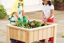 Kids gardening / Fun things for kids