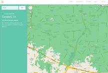 HuntPlanner - Maps