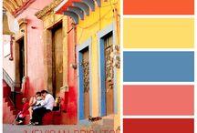 The Art of Colour / Colour scheme reference ideas