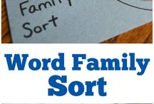 Word Family Lesson