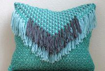 Crochet interior