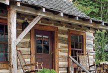 Cabin / by Maureen Houston
