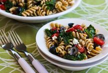 Pasta / An assortment of our favorite pasta recipes featuring olives.