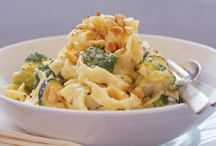 Recipes: pasta / Life's too short to make pasta, so buy the good stuff and make it awesome