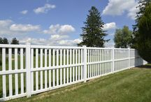Vinyl Fencing NJ / Choosing a fence contractor to install your vinyl fencing in NJ is a job for an expert. Here at Fence Supply Source we have the largest supply of vinyl fence styles. We can both install and repair your vinyl fence. Contact us today for a free fence estimate!