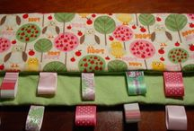 babies/kids craft ideas / by Stephanie McWatters