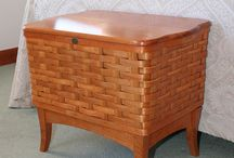 Furniture Quality Baskets / Handwoven furniture quality baskets made by Peterboro Basket Company / by Peterboro Basket Company