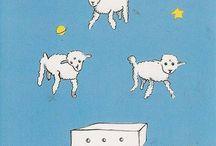 Draw me a sheep... ❤️
