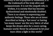 Love - Empaths, Sensitive Souls
