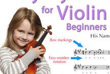 Violin Music & Lessons