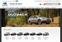 About Subaru El Cajon / Drivers in El Cajon, San Diego, Escondido, and everywhere else in the region know that Subaru El Cajon is a convenient and reliable place to purchase their new Subaru vehicles. Subaru El Cajon has a wide range of Subaru models in many styles and colors, with something to please everyone. Call and speak to a friendly Subaru El Cajon employee, come into our showroom, or do some research of your own in our online Subaru inventory. Visit us online at http://www.subaruelcajon.com/