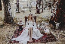 Bohemian WEDDING <3