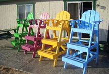 outdoor furniture / by Amy Caruso