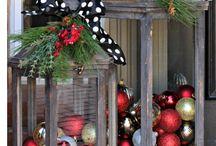 Vánoce decor