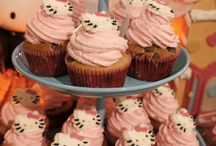 Hello Kitty party / For a 5-year old