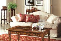 Tosato's rectangular inlaid lounge table / Enjoy this rectangular inlaid lounge table with drawer. Do you like it?