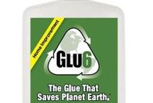 Recycled Glue / Glue products made 100% from recycled styrofoam. / by Nine Lives Products