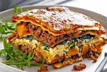 Food - Lasagna