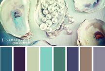 Colours inspired by...