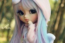 aborables muñecas