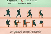 Take A Stand / The dangers of sitting and inactivity