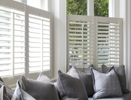Window blinds for dining room