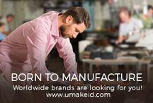 U.MAKE.ID - Born to Manufacture / Manufacturing