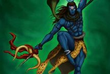 Shiva the Lord