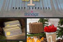 wild bday party ideas