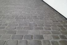 Marshalls Cobbletech Driveways / A mixture of Cobbletech Driveways we have installed so far in Liverpool, Merseyside, Lancashire & Cheshire