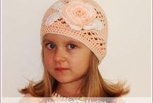 ciapky a klobuky  pre deti