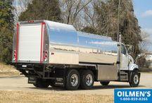 Bulk Oil Trucks