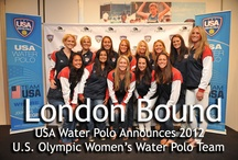 USA Water Polo Team / by REUSE Jeans