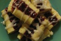 Christmas cookies/desserts