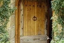 Doors I adore! / by Dianna Webb