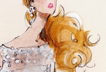 Fashion Illustration / by Helen Lloyd
