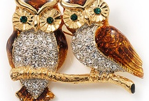 Jewelery Owl / Eule / Baykuşu / Please Like and Pin ! Thank you