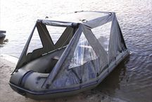Inflatable Boats en Kayaks