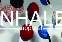 Inhale Apparel Summer '14 / www.inhaleapparel.co.nz