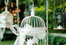 Bird nest wedding