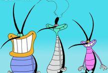 Compleanno oggy scarafaggi