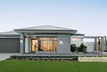 The Melbourne Display Home by New Generation Homes / Located in The Village at Wellard Estate, Wellard WA.