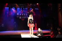 The Kiss - fantasy runway show featuring fashion & headpieces by Camille