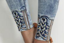 Barras jeans  /selvedge Denim